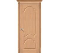 Дверь Афина Ф-01 Дуб Браво, Bravo +петли