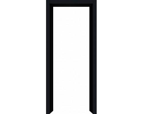 Арка межкомнатная ПВХ DIY Moderno Total Black