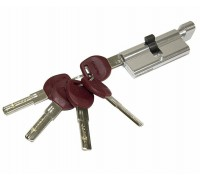 Цилиндр для входные дверей Avers JМ-70-С 35*35 CR Хром