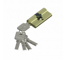 Цилиндр для замка Bravo AЕK-60-30/30 G Золото