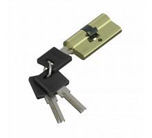 Цилиндр для замка Bravo AРK-60-30/30 G Золото