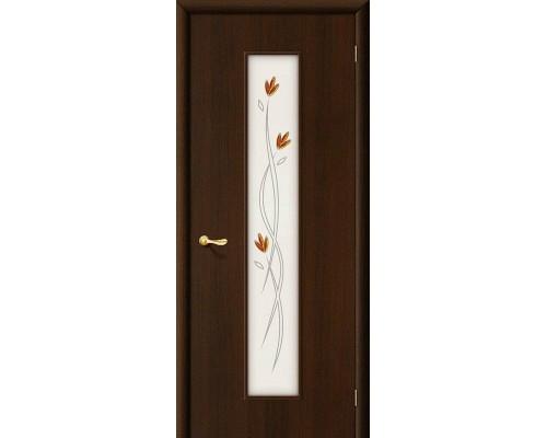 Дверь 22Х Л-13 Венге Фьюзинг Браво, Bravo +петли