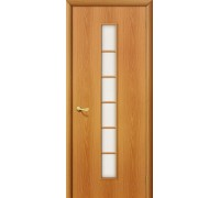 Дверь 2С Л-12 МиланОрех Сатинато Браво, Bravo +петли
