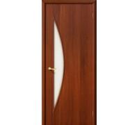 Дверь 5С Л-11 ИталОрех Сатинато Браво, Bravo +петли