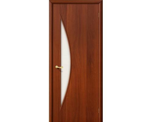 Дверь 5С Л-11 ИталОрех Сатинато Браво, Bravo
