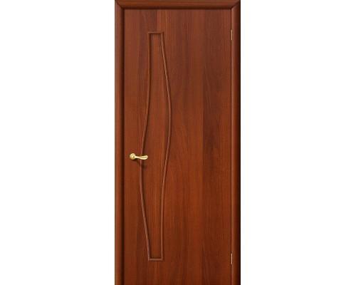 Дверь 6Г Л-11 ИталОрех Браво, Bravo +петли