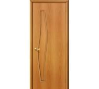 Дверь 6Г Л-12 МиланОрех Браво, Bravo +петли