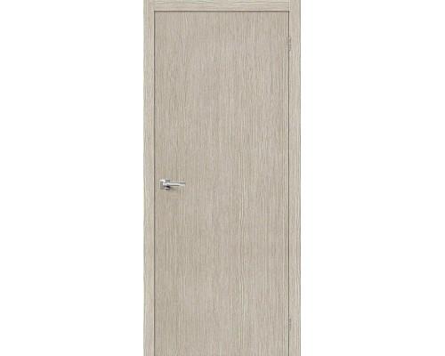 Дверь Тренд-0 3D Cappuccino Браво, Bravo +петли