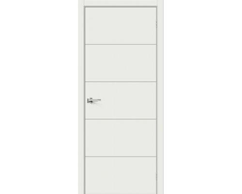 Дверь Граффити-1 Super White Браво, Bravo