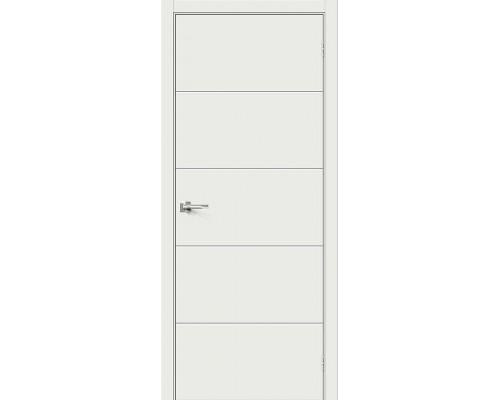 Дверь Граффити-2 Super White Браво, Bravo
