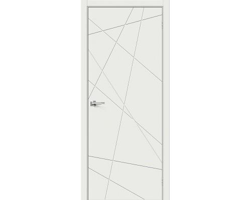 Дверь Граффити-5 Super White Браво, Bravo