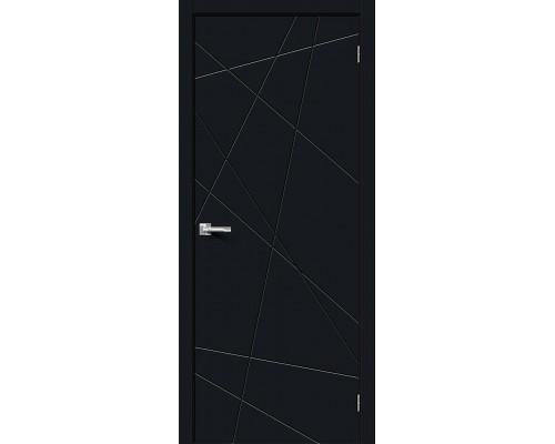 Дверь Граффити-5 Total Black Браво, Bravo