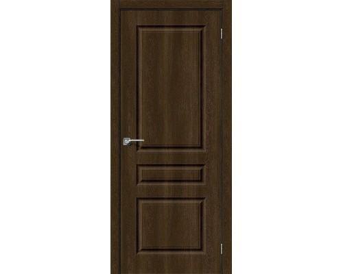 Дверь Скинни-14 Dark Barnwood Браво, Bravo