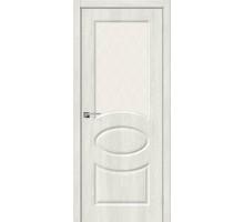 Дверь Скинни-21 Casablanca White Сrystal Браво, Bravo