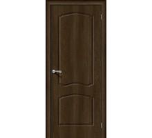 Дверь Альфа-1 Dark Barnwood Браво, Bravo +петли