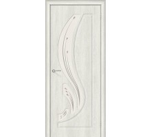 Дверь Лотос-2 Casablanca Art Glass Браво, Bravo +петли