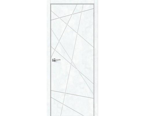 Дверь Граффити-5 Snow Art Mr.Wood Браво, Bravo