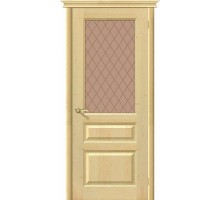 Дверь М5 Без отделки Кристалл Белорусские Двери Браво, Bravo