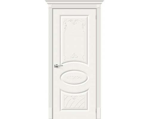 Дверь Скинни-20 Art Whitey Браво, Bravo