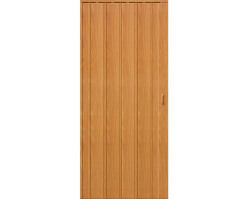 Дверь складная ДСК 007 Миланский орех Браво, Bravo