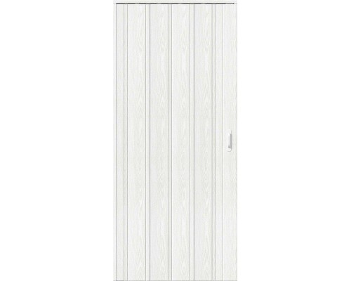 Дверь складная ДСК 007 Серый ясень Браво, Bravo