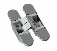 Дверная петля K1019 3D Хром