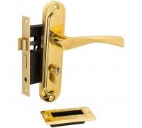 Дверной замок 0823/60-C G Золото