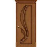 Дверь Лилия Ф-11 Орех Браво, Bravo +петли