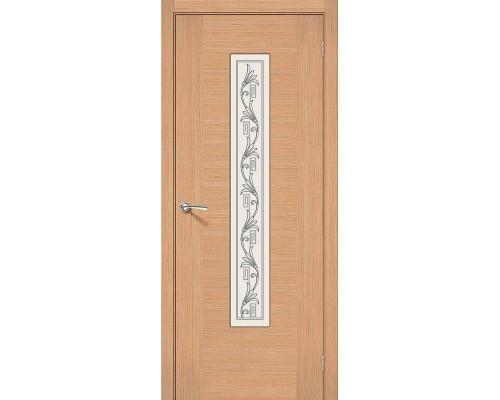 Дверь Рондо Ф-01 Дуб Худ. Браво, Bravo