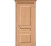 Дверь Статус-14 Ф-01 Дуб Браво, Bravo +петли