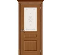 Дверь Статус-15 Ф-11 Орех Худ. Браво, Bravo
